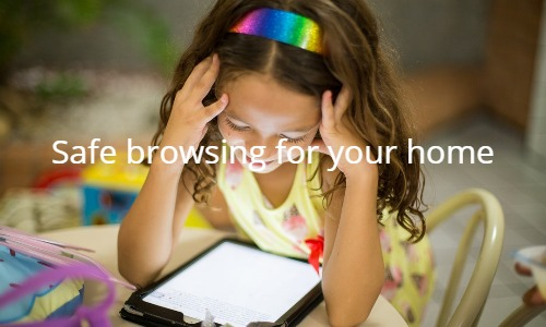 A free option for a good content filtering service for your home?