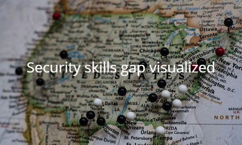 Data truly is beautiful- Security talent supply and demand